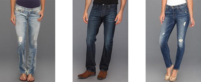 Купить джинсы коллинз