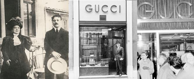 история модного дома Гуччи
