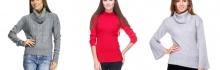 Модные свитера для теплой зимы: тренды 2016 года