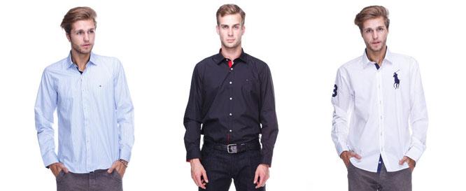 Модные мужские рубашки  модные веяния осени 2016   Вдала Покупка ... 8c314745387