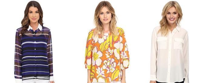 216f01195e0 Модные женские рубашки весна 2016  на все случаи жизни
