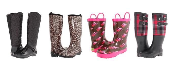 Детские ботинки, модные модели 2 16 Детские ботинки